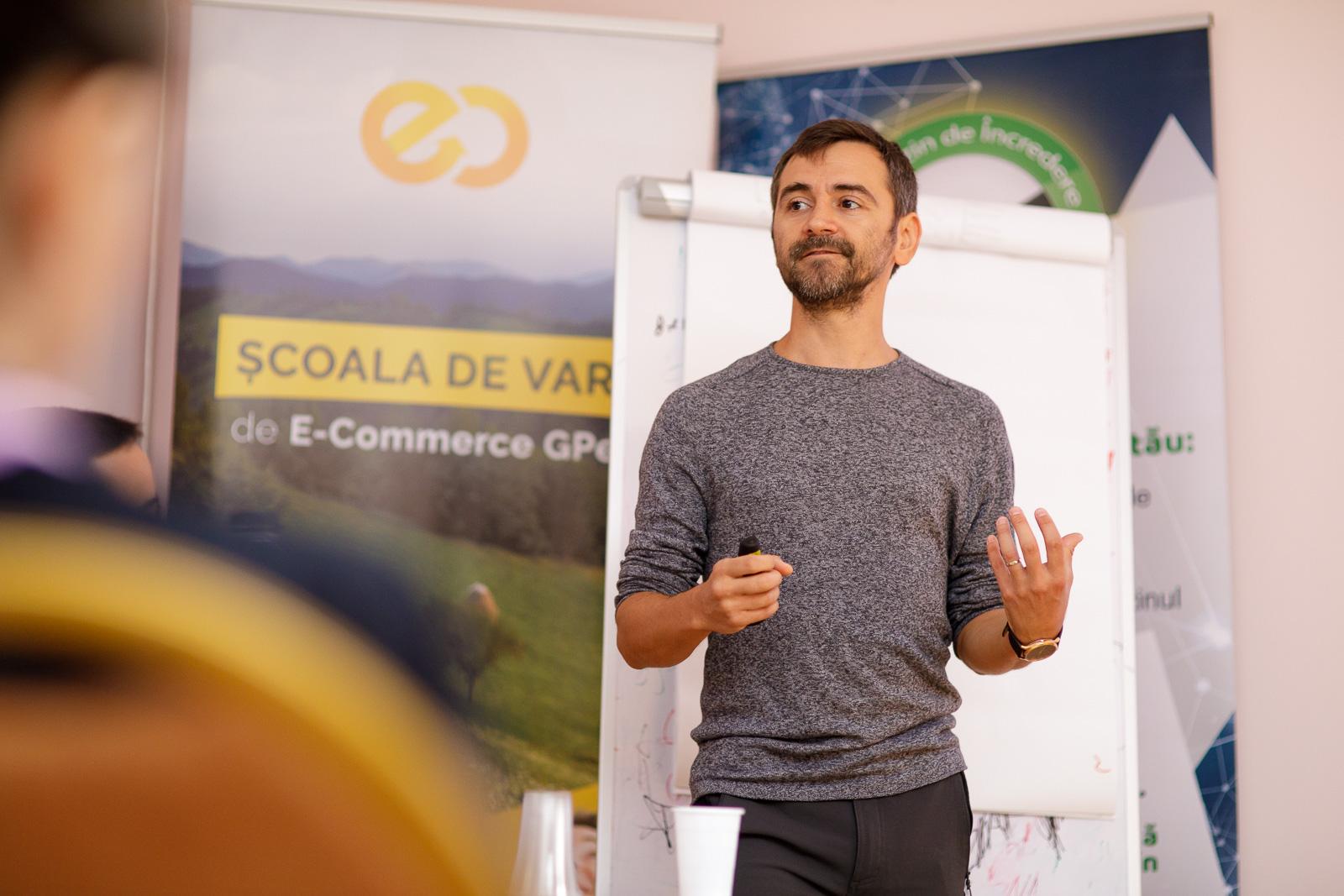 GPeC eCommerce Summer School 2018 Valentin Radu Omniconvert