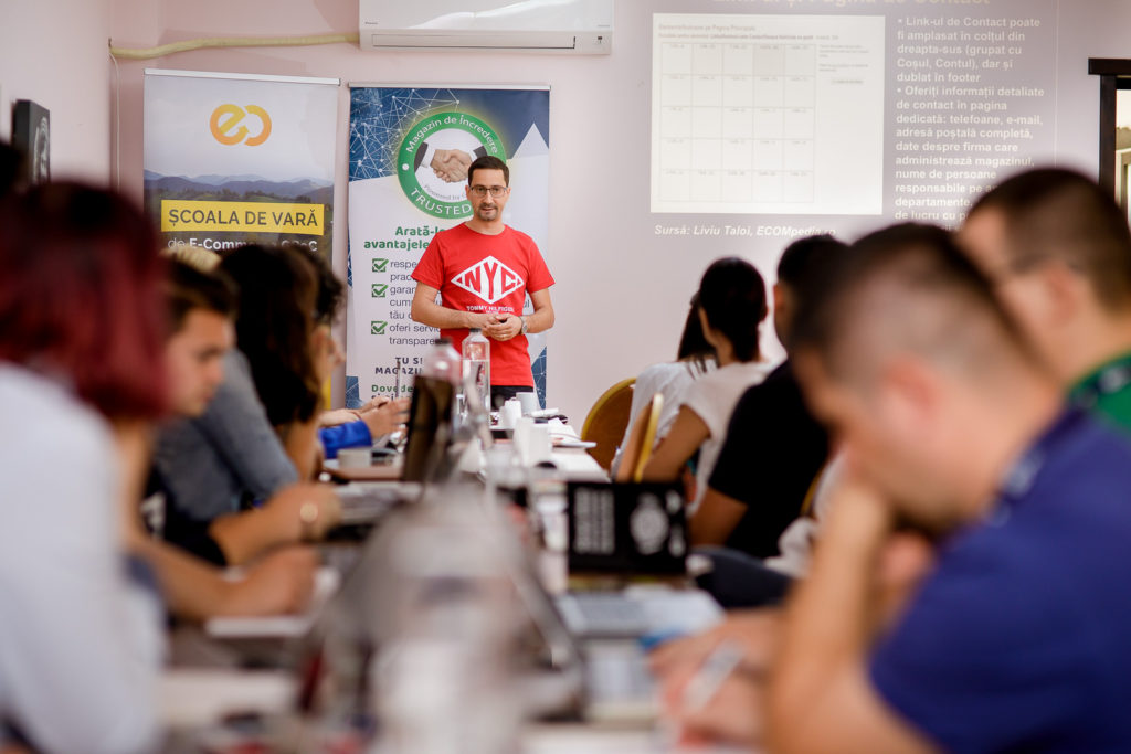 GPeC eCommerce Summer School 2018 Andrei Radu User Experience