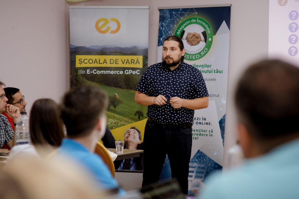 GPeC eCommerce Summer School 2018 Horia Neagu Content Marketing