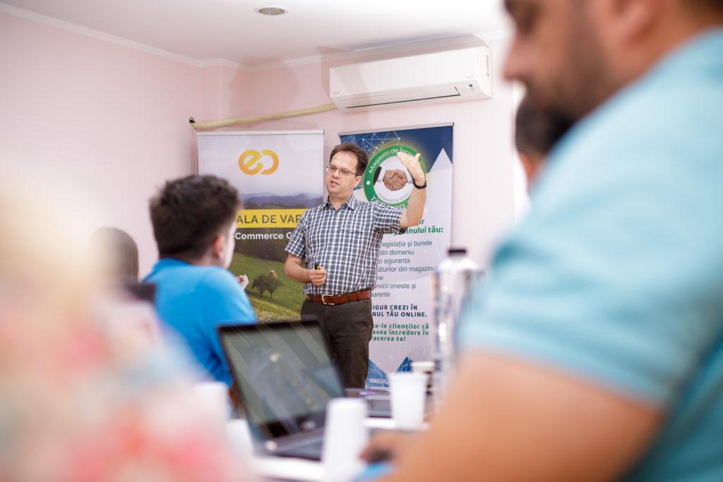 GPeC eCommerce Summer School 2018 Liviu Taloi Analytics